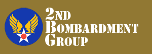 2nd Bombardment Group Website Logo